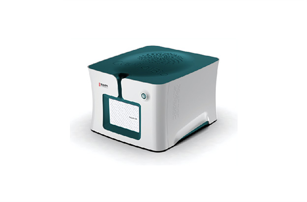 全集成新型冠状病毒核酸检测碟式芯片系统